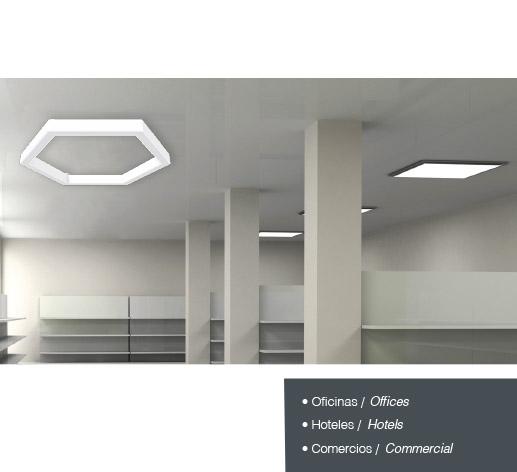 hexaled-instalacion