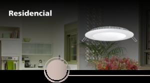 iluminación residencial